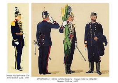 Livro Fardas Do Reino Unido E Do Império - Autografado