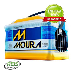 Bateria Moura 60ah Peugeot 206 / 207 M60gd Original Selada