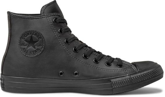 Tênis Converse Chuck Taylor Monochrome Leather Hi Ct08250002