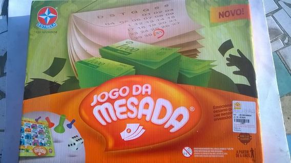 Jogo Da Mesada - Estrela - + 6 Anos