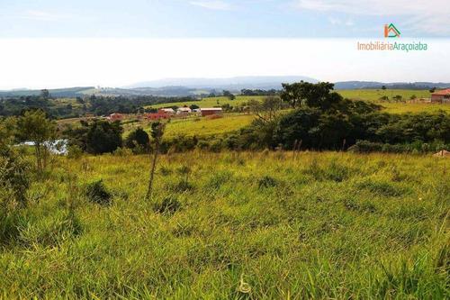 Imagem 1 de 8 de Terreno À Venda, 2552 M² Por R$ 200.000,00 - Colônia - Araçoiaba Da Serra/sp - Te0089