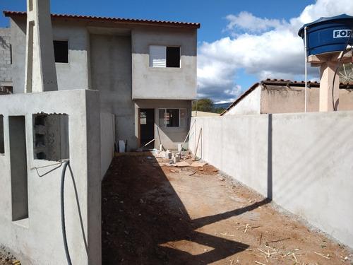Imagem 1 de 12 de Casa Em Fase De Acabamento A Venda!!
