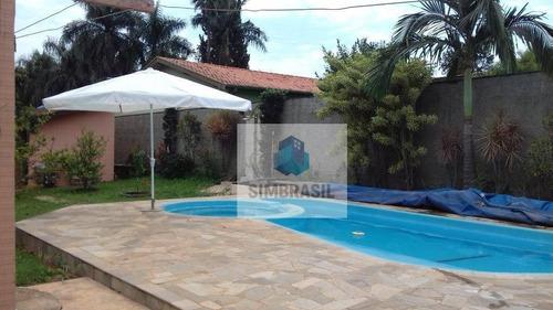 Imagem 1 de 4 de Chácara Em Campinas - Ch0038