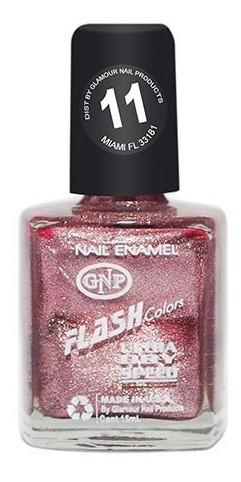 Esmalte Flash Colors De Gnp 15ml Nro.11