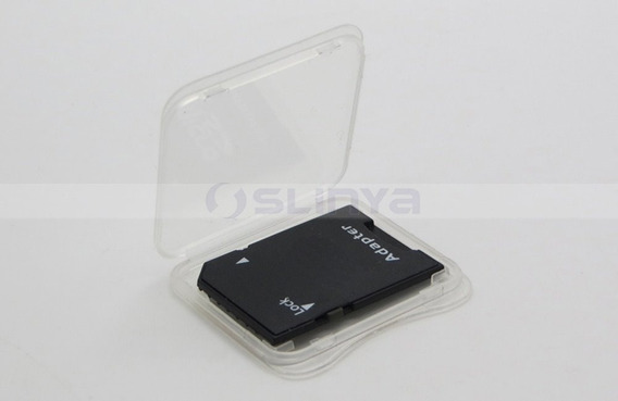 Case Cartão Memória Sdhc 16gb 32gb 64gb 50 Unidade