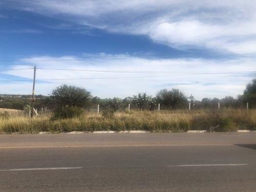 Terreno En Venta Ags 42, Ex-hacienda De Peñuelas De 8,578m2