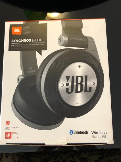 Fone Bluetooth Jbl E40bt