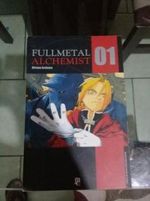 Mangá Fullmetal Alchemist Vol 1