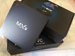 Smart Tv Box Mx9 4k 2gb Ram 16 Rom Original