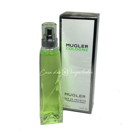 Mugler Cologne 100ml Unissex | Original + Amostra De Brinde