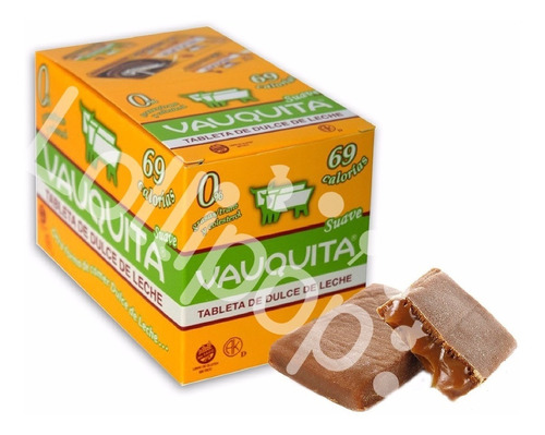 Vauquita Light Caja X 18 U