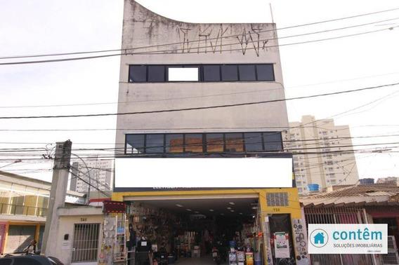 Sa0046 - Sala Para Alugar, 180 M² Por R$ 2.500/mês - Km 18 - Osasco/sp - Sa0046