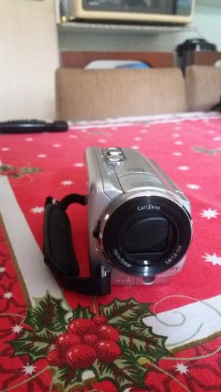 Filmadora Sony C/ 60x De Zoom Optico E 61hrs De Gravação