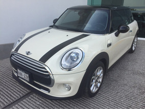 Mini Cooper Chili Aut.**venta En Agencia Mini**2015