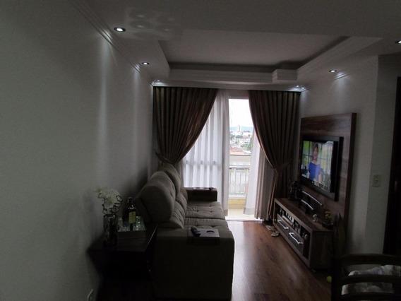 Apartamento Com 2 Dormitórios À Venda, 50 M² Por R$ 290.000,00 - Vila Ré - São Paulo/sp - Ap4811