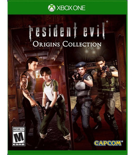 Resident Evil Origins Collection Xbox One Inc Resident 1 Y 0