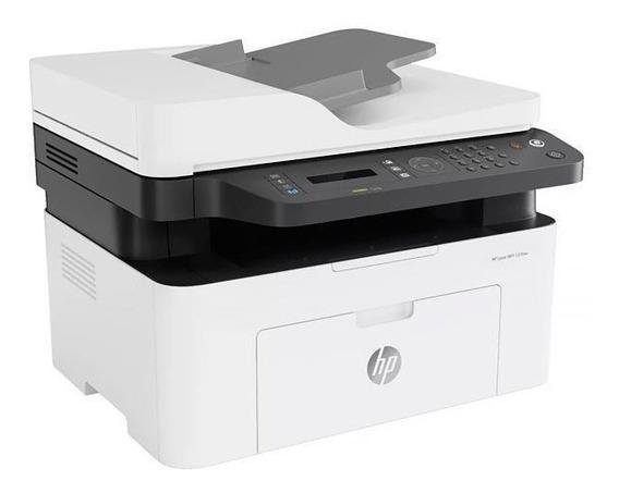 Impressora Multifuncional Hp Laser Mfp 137fnw Wi-fi 110v