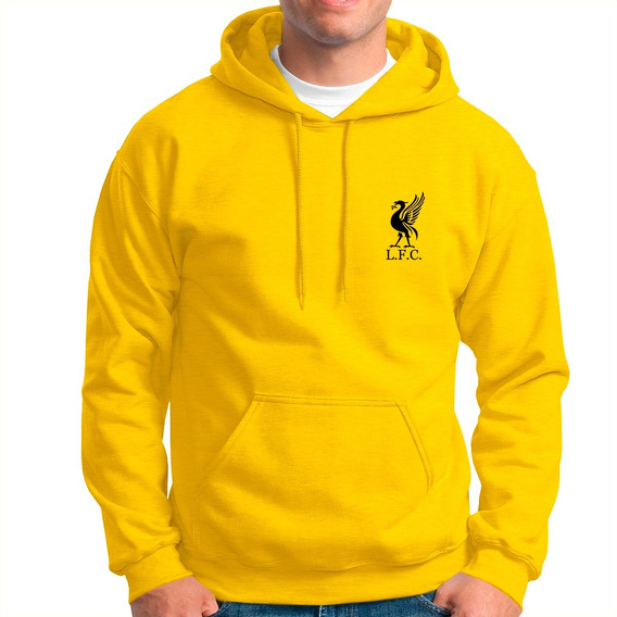 Blusa Moletom Liverpool Time Futebol Casaco De Frio Unissex
