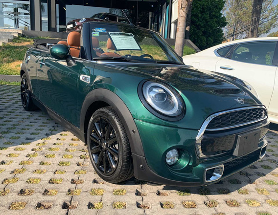 Mini Cooper 2.0 S Hot Chili Convertible At 2019