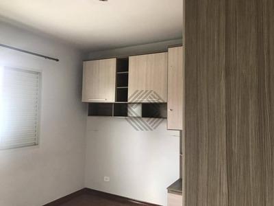 Apartamento Para Alugar Por R$ 1.200/mês - Jardim Faculdade - Sorocaba/sp - Ap7685