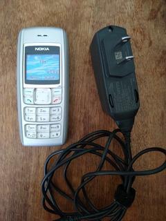 Celular Antigo Nokia 1600 Tim Colorido Para Idoso