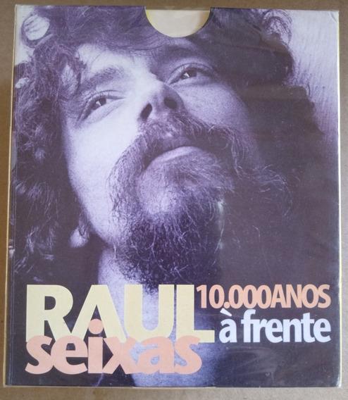 Box Cd Raul Seixas 10.000 À Frente