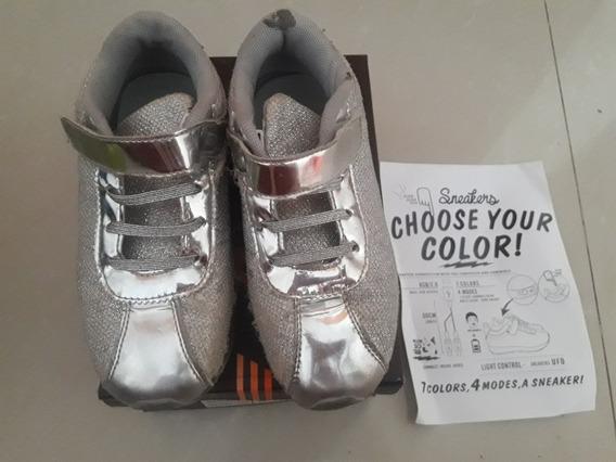 Zapatos Led Marca Link Para Niñas 13