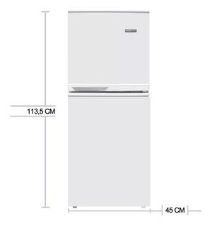 Heladera Con Freezer Kanjihome Knj-108f 125l