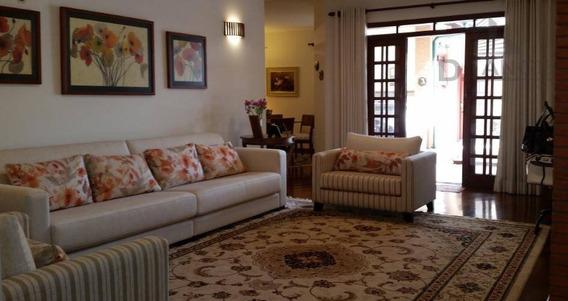 Casa Residencial À Venda, Cidade Universitária, Campinas. - Ca10436