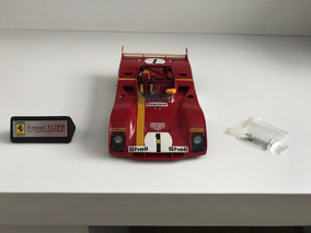Miniatura Gmp Ferrari 312pb 1/18 Regazzoni/ickx Raridade!!!