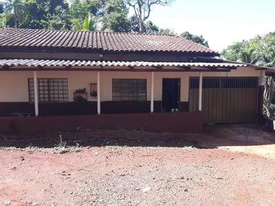 Chácara Com 2 Dormitórios À Venda, 4000 M² Por R$ - Ouro Branco - Londrina/pr - Ch0019