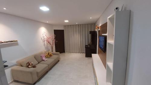 Imagem 1 de 17 de Casa Térrea  Com 4 Dormitórios À Venda, 160 M² Por R$ 690.000 - Sacomã - São Paulo/sp - Ca0216