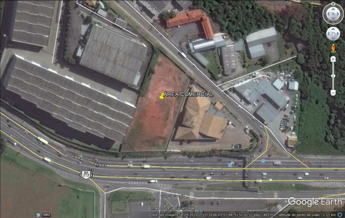 Imagem 1 de 3 de Área Comercial À Venda, Granja Viana Ii, Cotia. - Ar0785