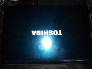 Notebook Toshiba L745 I3 4gb Ssd 120gb + 500gb Bateria 3hrs
