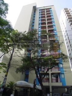 Imagem 1 de 12 de Flat Com 1 Dormitório À Venda, 35 M² Por R$ 410.000,00 - Moema - São Paulo/sp - Fl0091