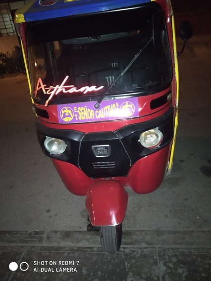 Torito Bajaj Gnv Gas 4 Tiempos 2015