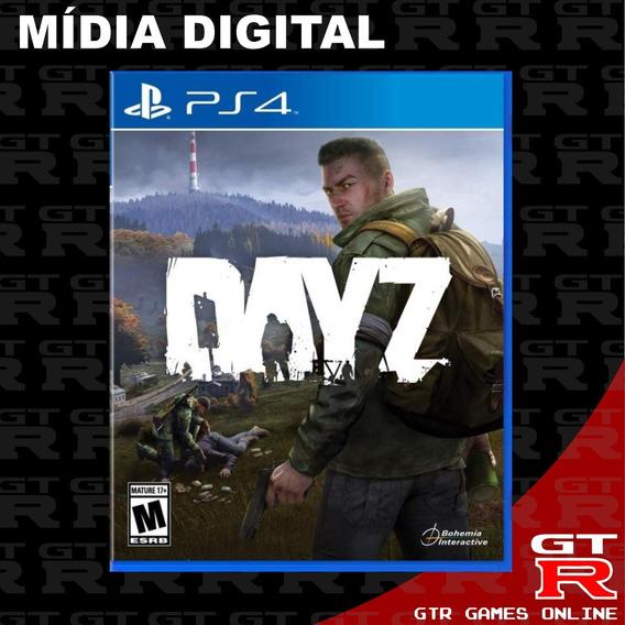 Dayz Ps4 Midia Digital Primaria Vitalicia Completo Envio Ja