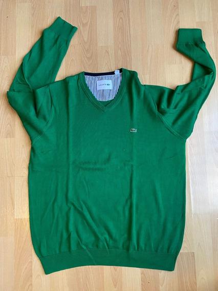 Sweater Lacoste Excelentes Condiciones