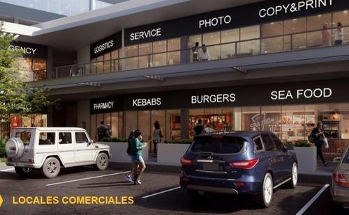 Pre-venta Locales Centralia