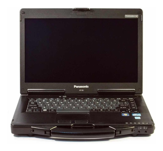Toughbook Cf53 Panasonic Notebook Semi Rígido Rugged