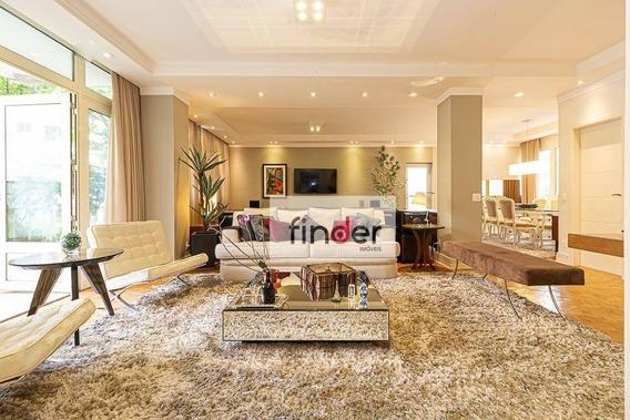 Santa Arminda | Apartamento Com Varanda, 4 Dormitórios À Venda, 235 M² Por R$ 1.595. - Av. Nove De Julho, 2886 No Jardim América - São Paulo/sp - Ap12979