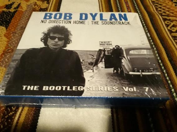 Cd Bob Dylan No Direction Home Duplo