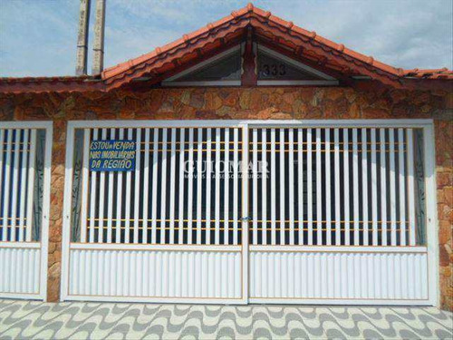 Imagem 1 de 10 de Casa Com 2 Dorms, Real, Praia Grande - R$ 310 Mil, Cod: 971 - V971