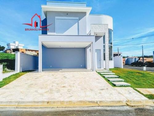 Casa A Venda No Bairro Parque Das Colinas Em Valinhos - Sp.  - 2813-1
