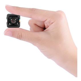 Promoção 2x Mini Câmera Sq11 1080 P Hd Por R$ 120,00