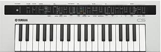 Yamaha Reface Cs Portable Analog Modeling Synthesizer