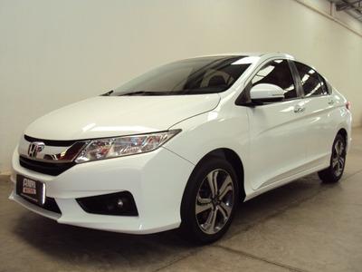 Honda City Exl 1.5 Flex Automático Completo