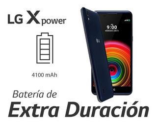 Celular Lg X Power K220ar Liberado Perfecto Estado Caja