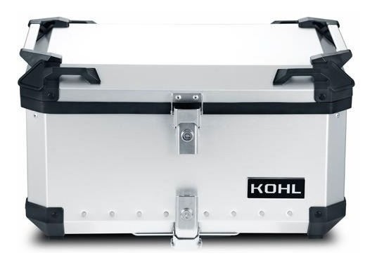 Baul Trasero Kohl Kh3a.3 Aluminio 60 Lts