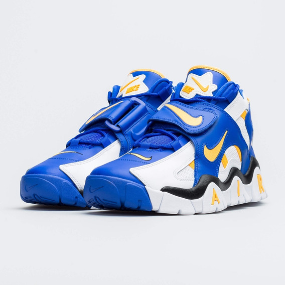 Tenis Nike Air Barrage Mid Deportivos Hombre Mujer